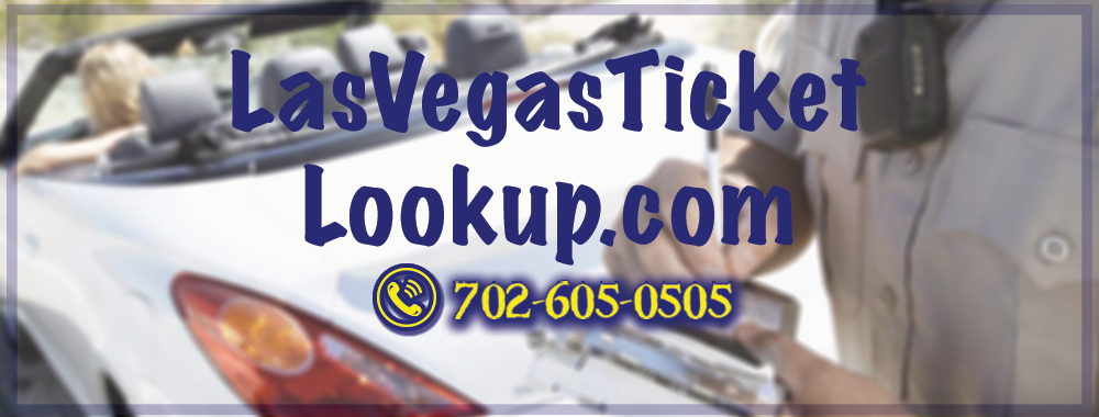 Las Vegas Ticket Lookup