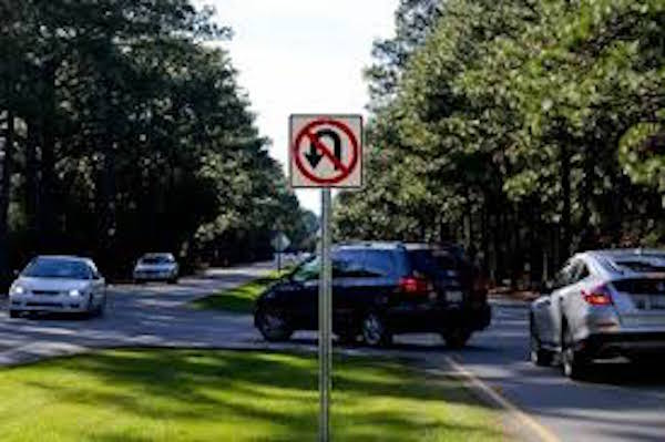 How Much is an Illegal U Turn Ticket?